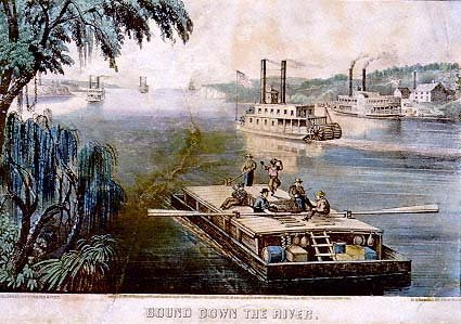 defining elements of american culture 1815 1845 Westward expansion was the 19th-century movement of settlers, agriculture and industry into the american west learn about the louisiana purchase, manifest destiny, the gold rush and more.