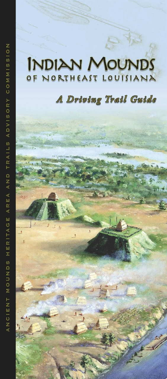 Indian Mounds of Northeast Louisiana Book Cover