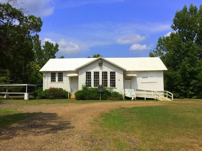 Longstreet Rosenwald School, DeSoto Parish