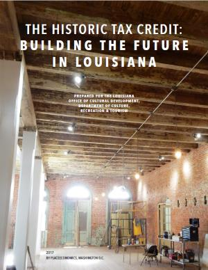 Building the Future in Louisiana book cover