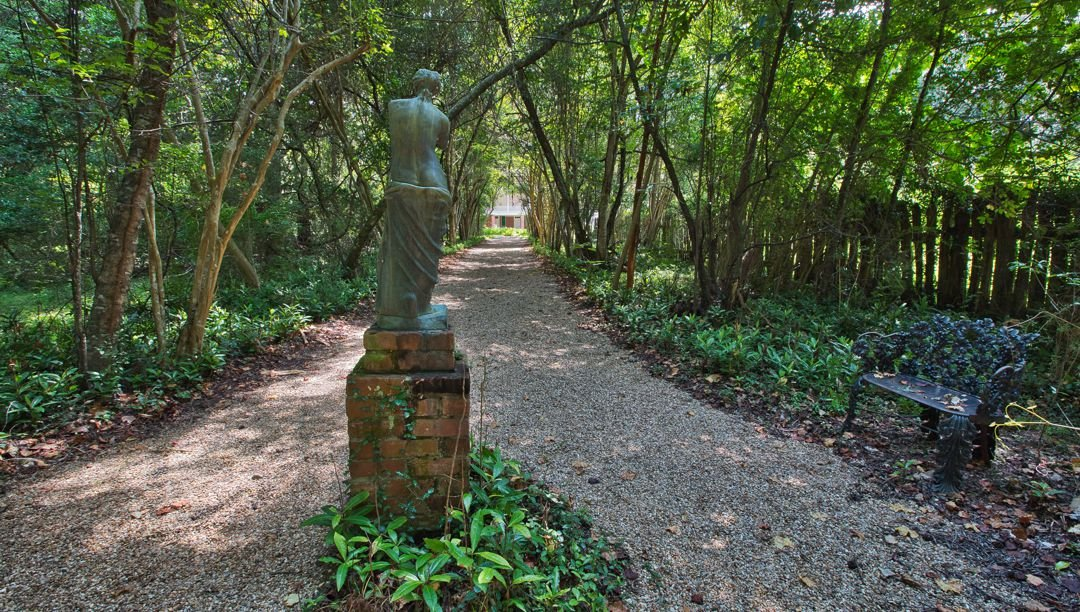 Walking trails to enjoy nature, as John James Audubon once did