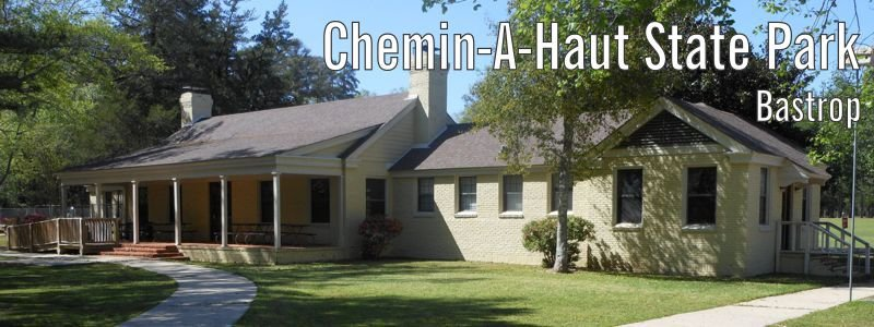 Exterior image of Chemin-A-Haut's 100-person capacity meeting room